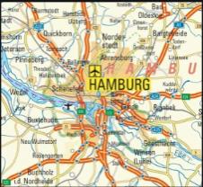 1. g til Hamborg