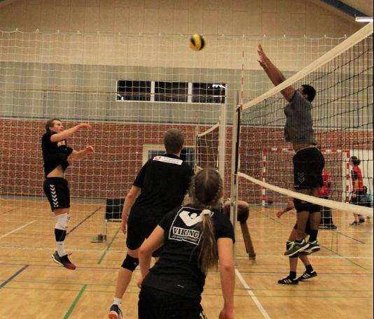 Mix-volley weekend