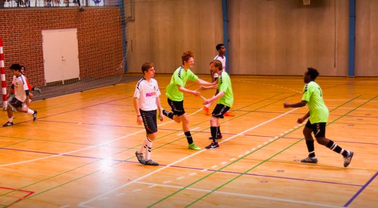 Futsall for gymnasiet