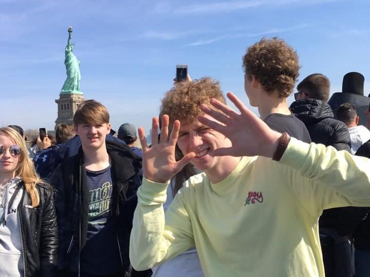 Global 10 i Washington, D.C. og New York