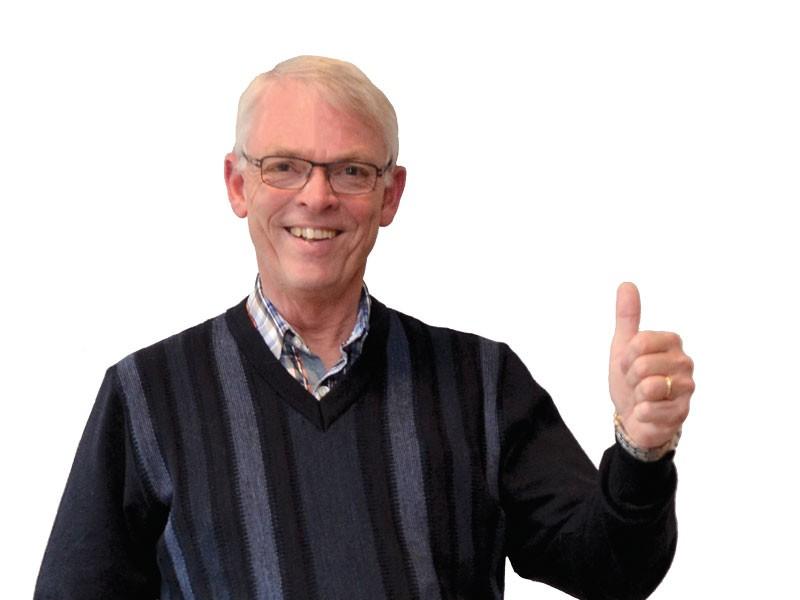 Afskedsreceptionfor rektorHolger Daugaard