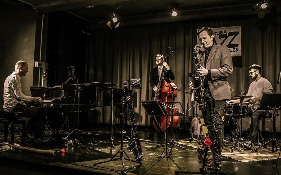 Koncert med SE-Quartet
