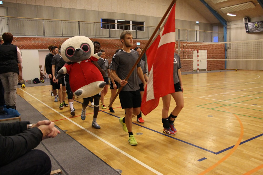 Volleyball tur til Norge